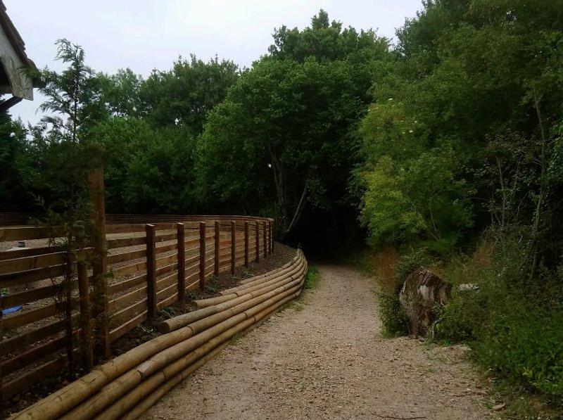 Garden gate builder in Hertford