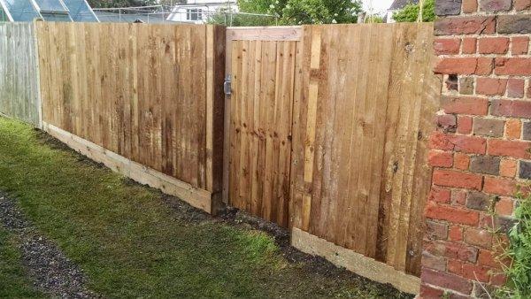 Garden Fencing in Hertford